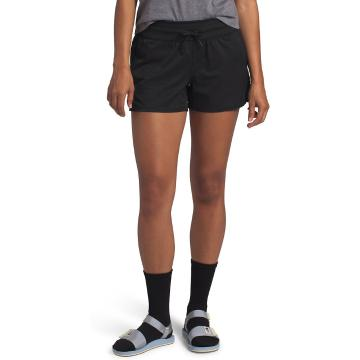 The North Face Women's Aphrodite Motion Shorts - TNF Black
