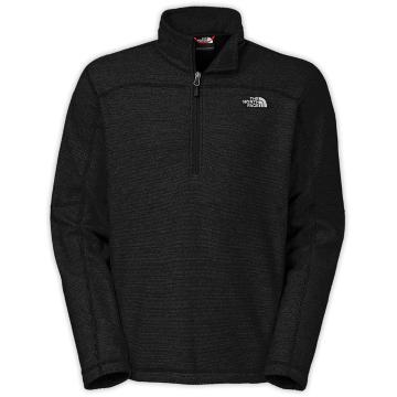 The North Face Men's Texture Cap Rock 1/4 Zip Fleece