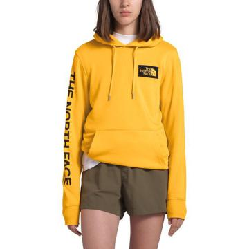 The North Face Women's Himalayan Source Pullover Hood - TNF Yellow