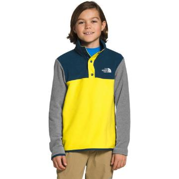 The North Face Boys' Glacier ¼ Snap