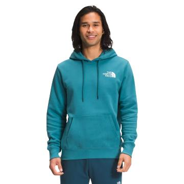 The North Face Men's Box NSE Pullover Hoodie - Storm Blue