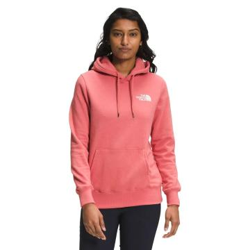 The North Face Women's Box NSE Pullover Hoodie - Faded Rose