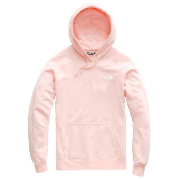 The North Face Women's Red Box Hoodie - Pink Salt/TNF White