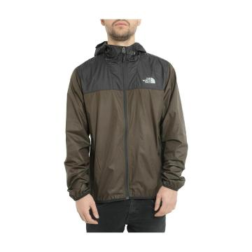 The North Face Men's Cyclone 2 Hoody - New Taupe Green/TNF Black