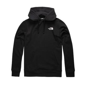 The North Face Men's Red Box PO Hoodie - TNF Blk/Peyote Beige Woodchip
