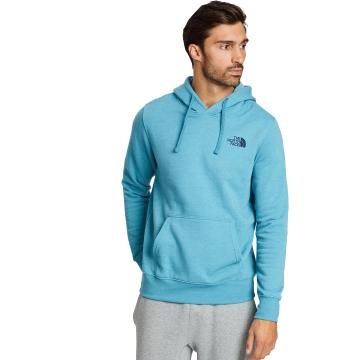 The North Face Men's Red Box PO Hoodie - Storm Blue Heather/Urban Navy