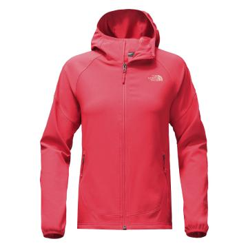 The North Face Women's Nimble Hooded Jacket - Cayenne Red