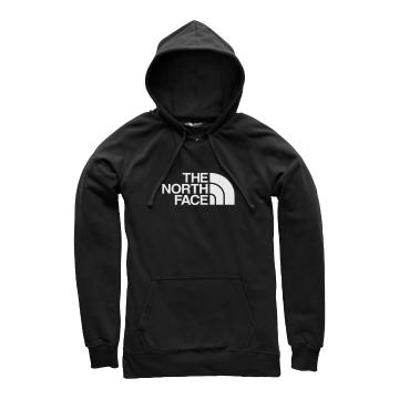 The North Face Women's Half Dome Hoody - TNF Black/TNF White