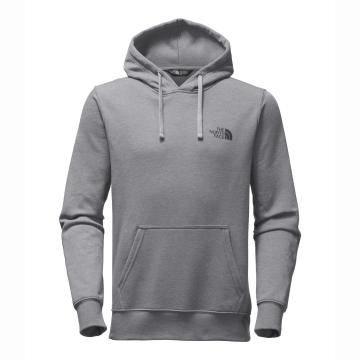 The North Face TNF Mens Red Box Pullover Hoodie