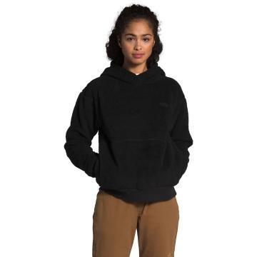 The North Face Women's Sherpa Pullover Hoodie - TNF Black