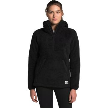 The North Face Women's Campshire Pullover Hoodie 2.0 - TNF Black