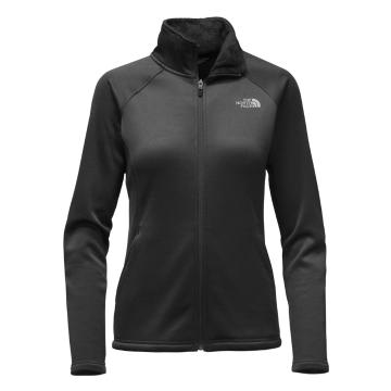 The North Face The North Face Women's Agave Full Zip Fleece Jacket