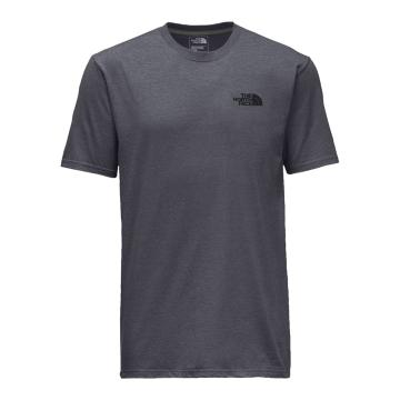 The North Face Mens Short Sleeve Red Box Tee