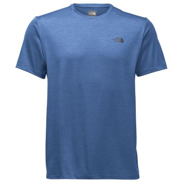 The North Face Mens Hyperlayer FD Short Sleeve - Turkish Sea Heather