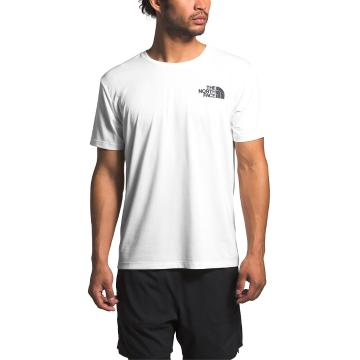 The North Face Men's Short Sleeve Reaxion Tee - TNF White