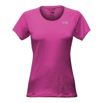 The North Face Women's Flight Better Than Naked Short Sleeve - Galaxy Purple