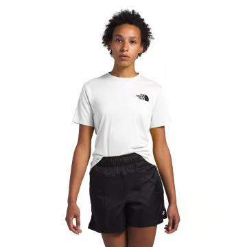 The North Face Women's Short Sleeve Reaxion Tee 1 - TNF White