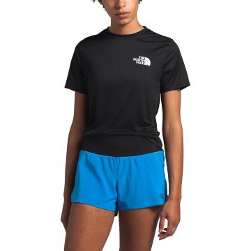 The North Face Women's Short Sleeve Reaxion Tee 1 - TNF Black