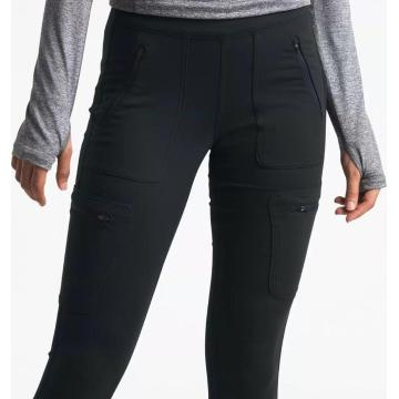 The North Face Women's Utiliy Hike Tight - TNF Black