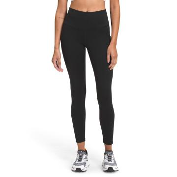 The North Face Women's Motivation High Rise 7/8 Pocket Tights - TNF Black