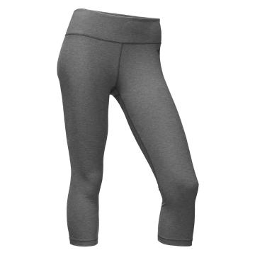 The North Face Women's Motivation Crop Leggings - TNF Dark Grey Heather