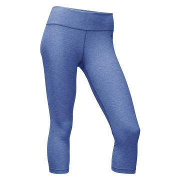 The North Face Women's Motivation Crop Leggings - Amp/Blu/Heather