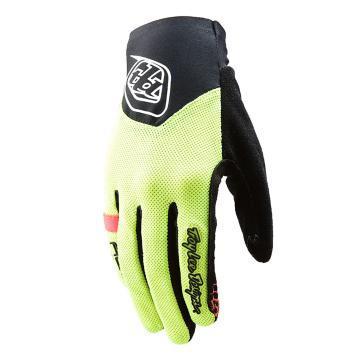 Troy Lee Designs Women's Ace Gloves - Flo Yellow