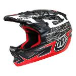 Troy Lee Designs 2017 D3 AS Composite Helmet