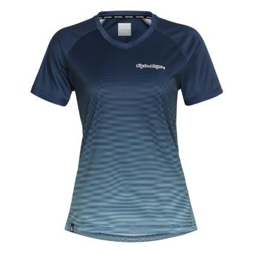 Troy Lee Designs Women's Skyline Jersey - Dissolve Navy
