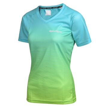 Troy Lee Designs Women's Skyline Jersey - Dissolve Turquoise