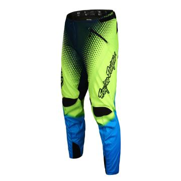 Troy Lee Designs Youth Sprint Pants - Starburst Flo Yellow