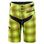 Plaid Lime Green