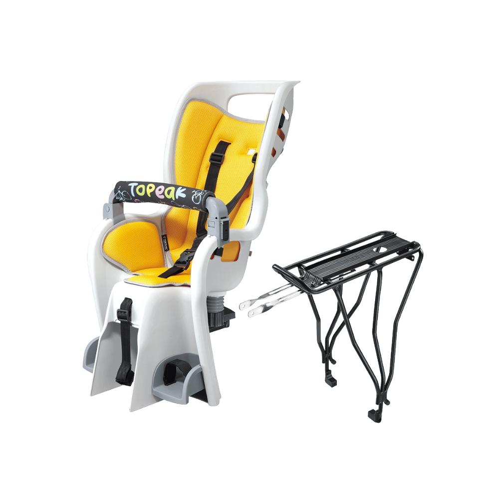 BabySeat II Child Carrier with Disc Mount Rack