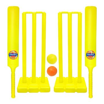 Team Sports Outdoor Play Complete Cricket Set