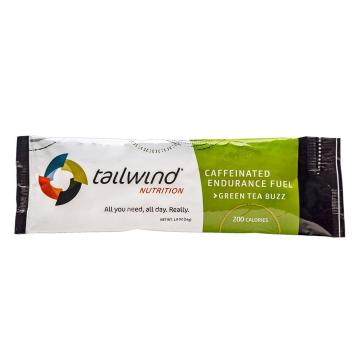 Tailwind Endurance Fuel 54g - Green Tea Buzz - Green Tea