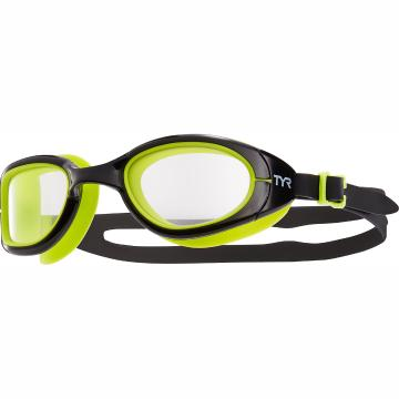 TYR Special Ops 2.0 Transition Goggle - Clear/Lime