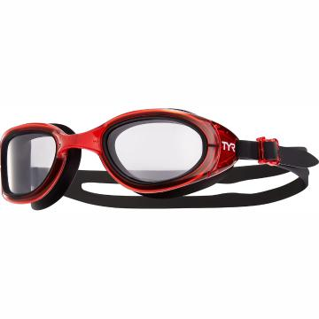 TYR Special Ops 2.0 Transition Goggle - Clear/Red