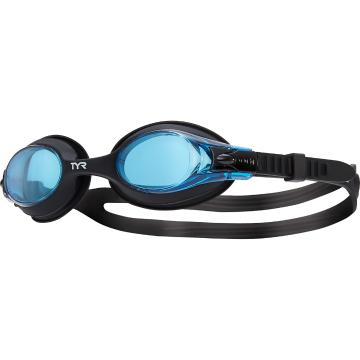 TYR 2021 Youth Swimple Goggles - Blue/Blk - Blue/Black