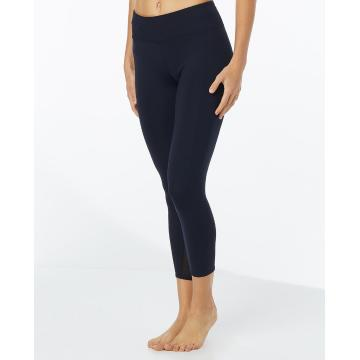 TYR 2021 Women's 3/4 Kalani Tights - Black - Black