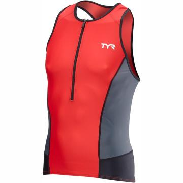 TYR Mens Competitor Tri Tank