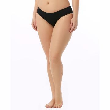 TYR Women's Solids Lula Bikini Bottom - Black
