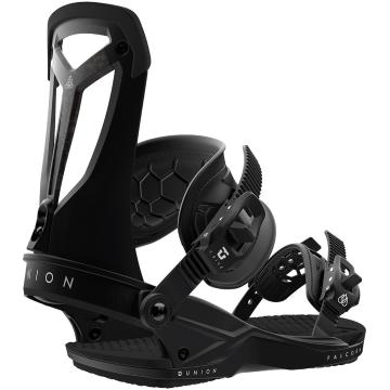 Union    Men's Falcor Snowboard Bindings - Black