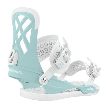 Union  2020 Women's Milan Snowboard Bindings - Pastel Blue