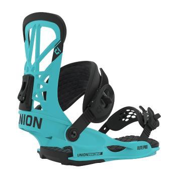 Union  2020 Men's Flite Pro Snowboard Bindings - HyperBlue