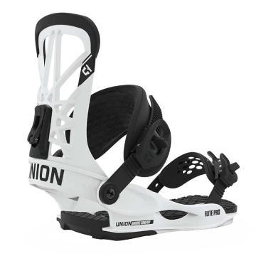 Union  2020 Men's Flite Pro Snowboard Bindings - White