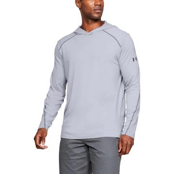 Under Armour Men's Fusion Hoodie - Mod Gray/Pitch Gray