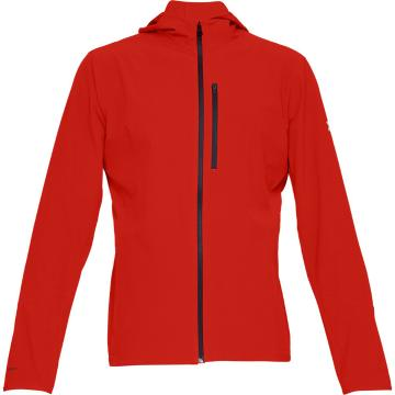 Under Armour Men's Outrun Storm Jacket V2 - RadioRed/Reflect