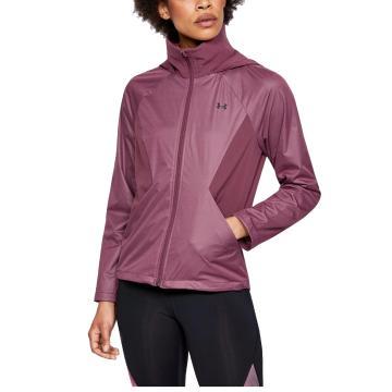 Under Armour Women's Performance Gore Windstopper Jacket - Level Purple/Black