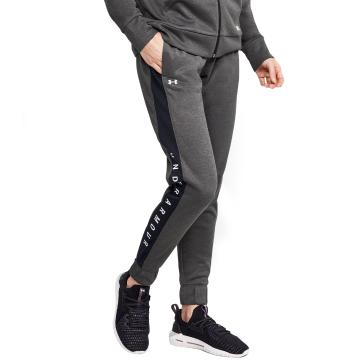 Under Armour Under Armour Women's Recover Fleece Pants - Jet Gray/MD Heather/Blk