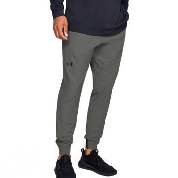 Under Armour Men's FLEX Woven Jogger Pants - Gravity Green / Black